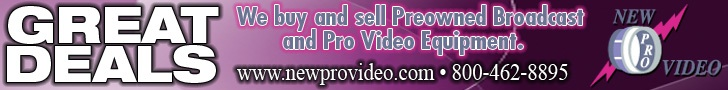 New Pro Video Systems