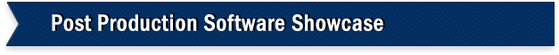 Software Showcase header