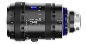 Carl Zeiss Compact Zoom Lenses
