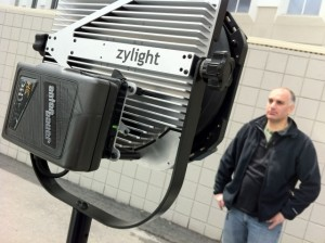 Zylight F8 LED Fresnel