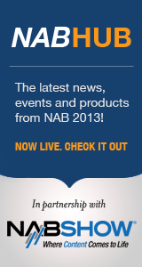 NABHUB 2013 - Keep up to date on everything NABShow related.