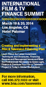 International Film Finance Summit