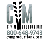 CVM Productions Logo