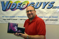 Gary Bettan from Videoguys